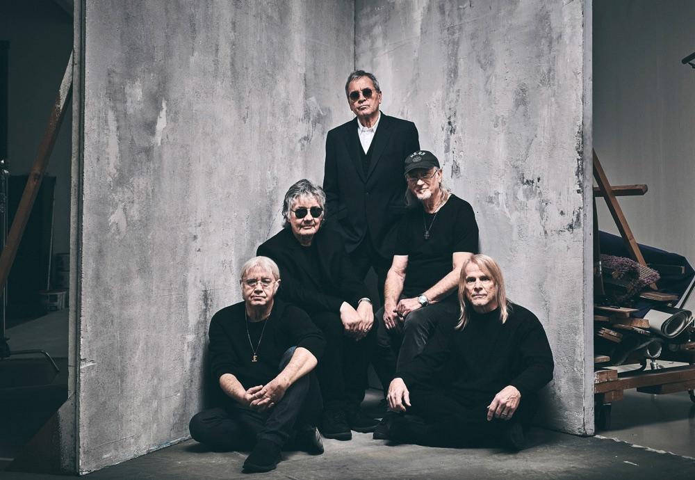 """Deep Purple veröffentlichen dritte Single """"Nothing At All"""""""