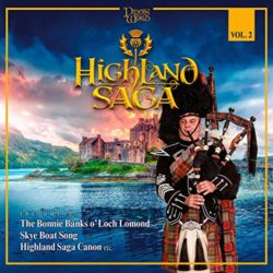Pipers of the World Highland Saga, Vol. 2 bei Amazon bestellen