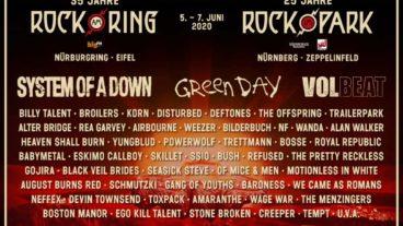 Rock am Ring / Rock im Park: Ab sofort ist die letzte Preisstufe gültig