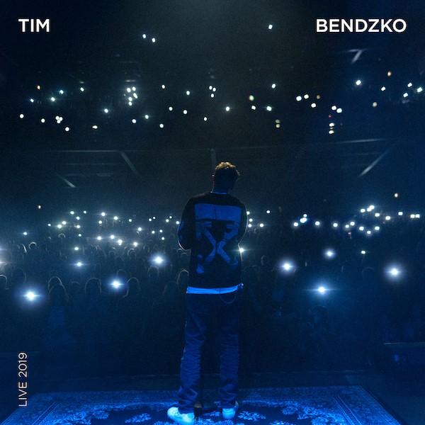 Tim Bendzko: Live-Album LIVE 2019 erschienen