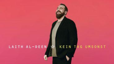 "Laith Al-Deen: Neues Studioalbum ""Kein Tag umsonst"" im Mai bei earMusic"