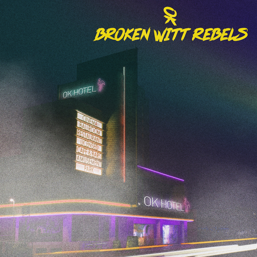 Broken Witt Rebels: Cooler amerikanischer New-Rock aus Birmingham