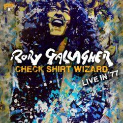 Rory Gallagher Check Shirt Wizard – Live In '77 bei Amazon bestellen