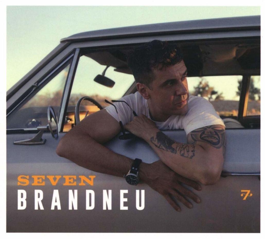 Brandneu: SEVEN veröffentlicht erstmals eigene deutschprachige Songs