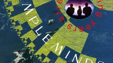 "Simple Minds: Das legendäre Album ""Street Fighting Years"" als 4CD-Boxset"