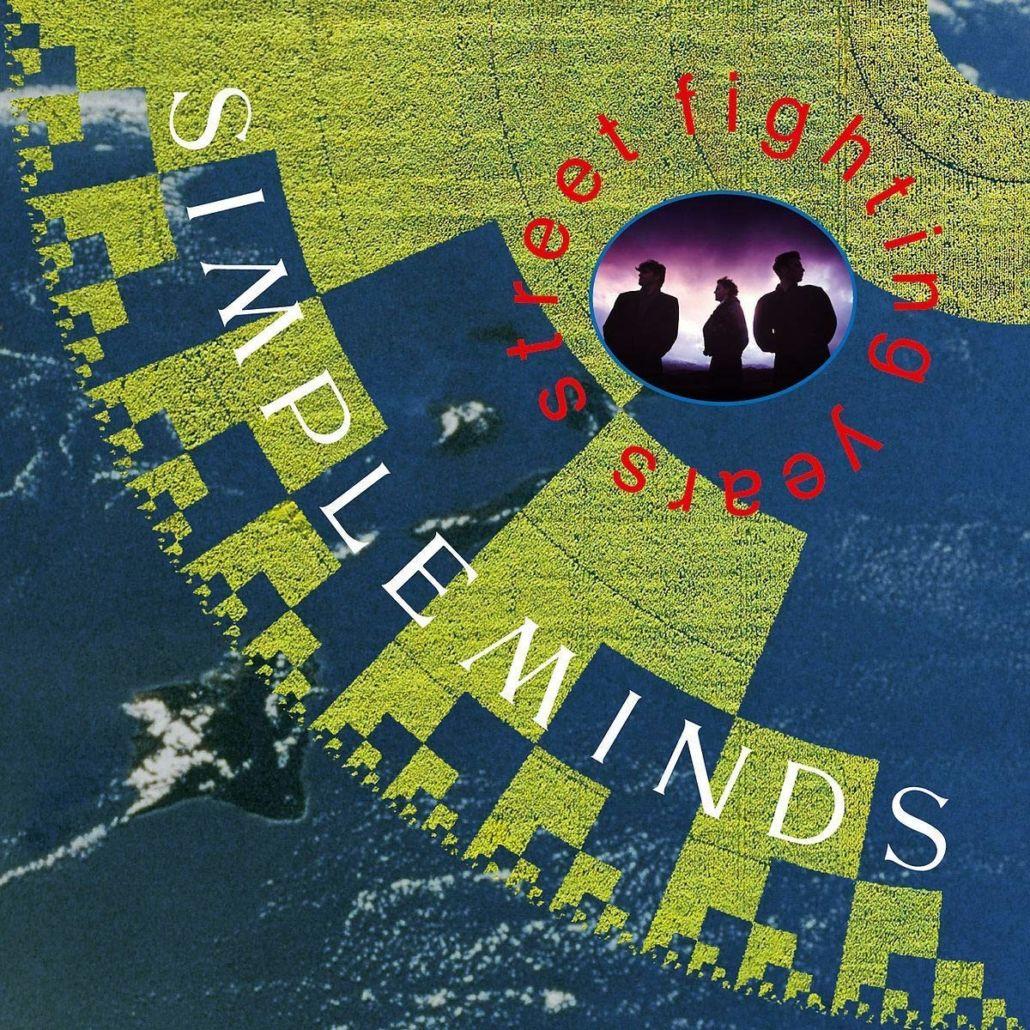 "Simple Minds: Das legendäre Album ""Street Fighting Years"" als 4CD-Boxset"