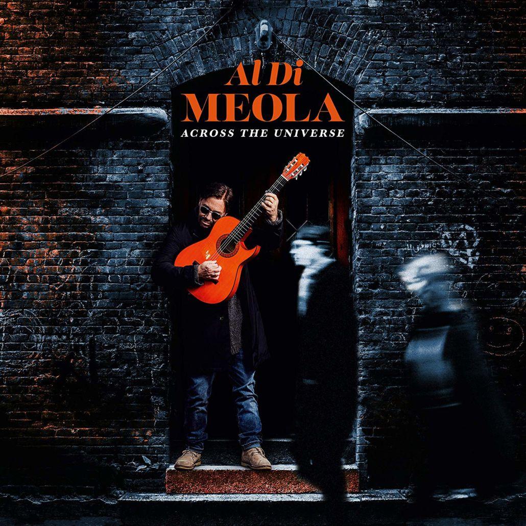 """Al Di Meola """"Across The Universe"""" – der Gitarrenmeister und die Beatles"""