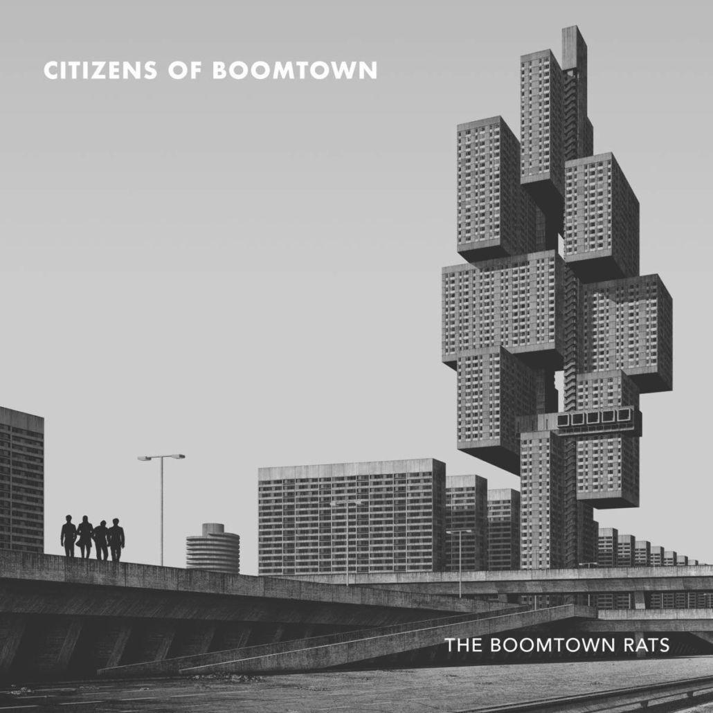 """A-Seite Top, B-Seite Flop: """"Citizens Of Boomtown"""" von den Boomtown Rats"""