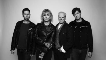 "Pretenders mit neuer Single und Comicvideo ""Didn`t Want To Be This Lonely"""