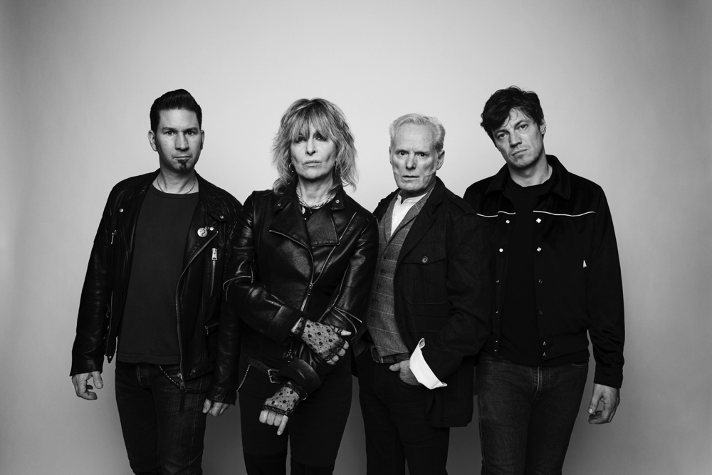 """Pretenders mit neuer Single und Comicvideo """"Didn`t Want To Be This Lonely"""""""