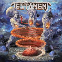Testament Titans of Creation bei Amazon bestellen