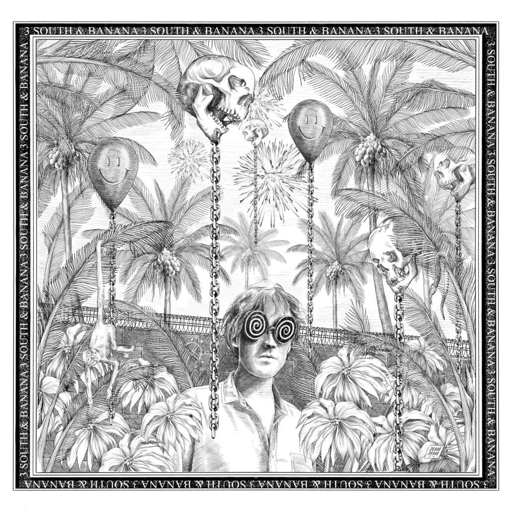 3 South & Banana: Psychedelischer (Not)Easy-Listening aus Frankreich