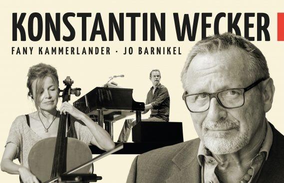 Konstantin Wecker ruft mit CD zu Spenden für in Not geratene Künstler auf!