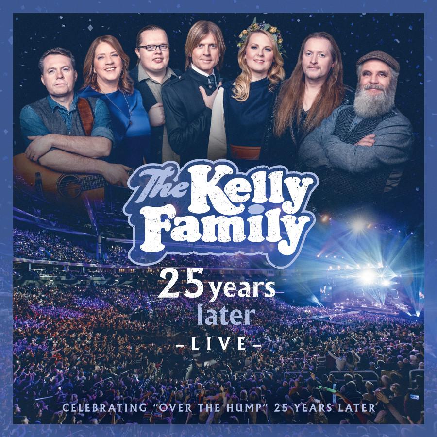 "Die Kelly Family feiert ""Over The Hump"" – 25 Jahre später"