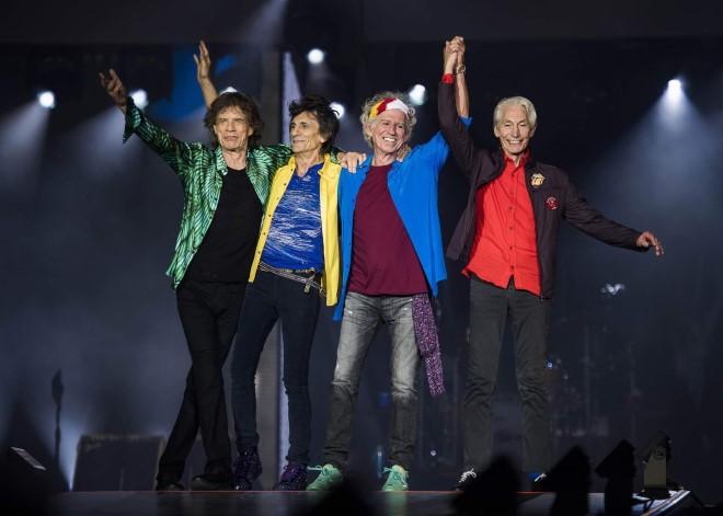 The Rolling Stones veröffentlichen erste neue Single seit acht Jahren!