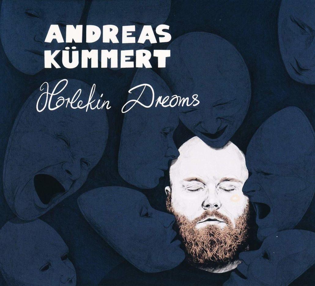 Andreas Kümmert präsentiert mit Harlekin Dreams sein persönlichstes Album