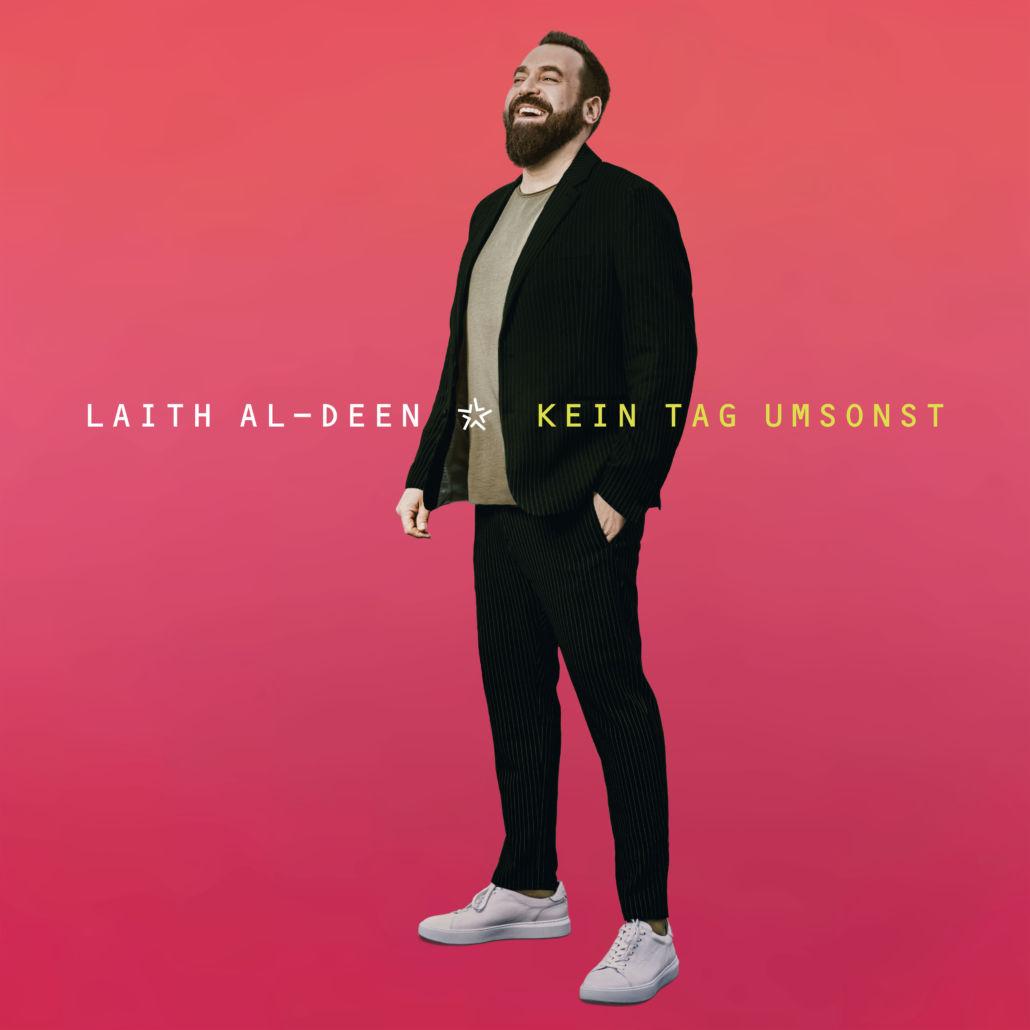 Laith Al-Deen: Neues Album und Release-Konzert im Autokino