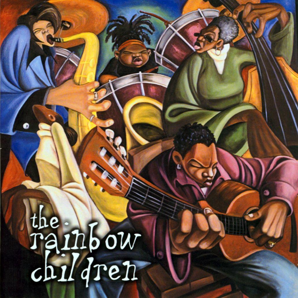 "PRINCE: Re-Release des Konzeptklassikers ""The Rainbow Children"""