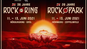 ROCK AM RING: Umtausch von Ring- und Park-Festivaltickets startet