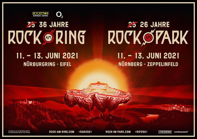 Rock Im Park Bands 2021