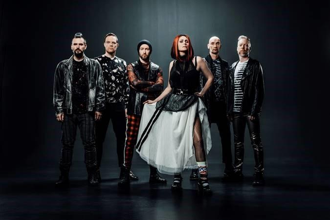 Within Temptation veröffentlichen brandneuen Song auf ihrem eigenen Label
