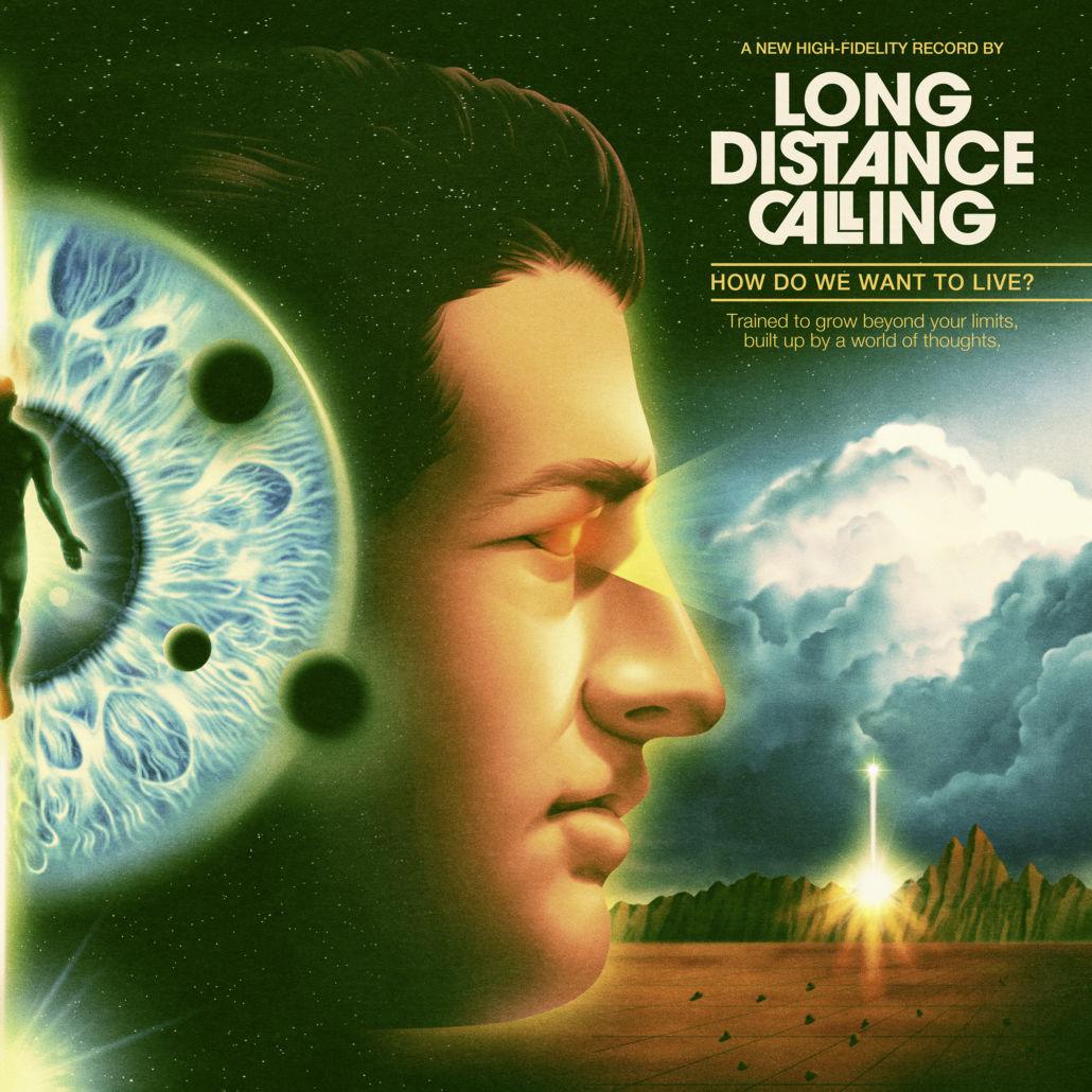 Long Distance Calling : düster-prophetischer Postrock