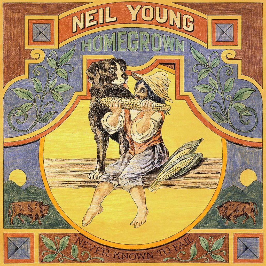 """Neil Young – das verlorene Album """"Homegrown"""" so, wie es sein sollte"""