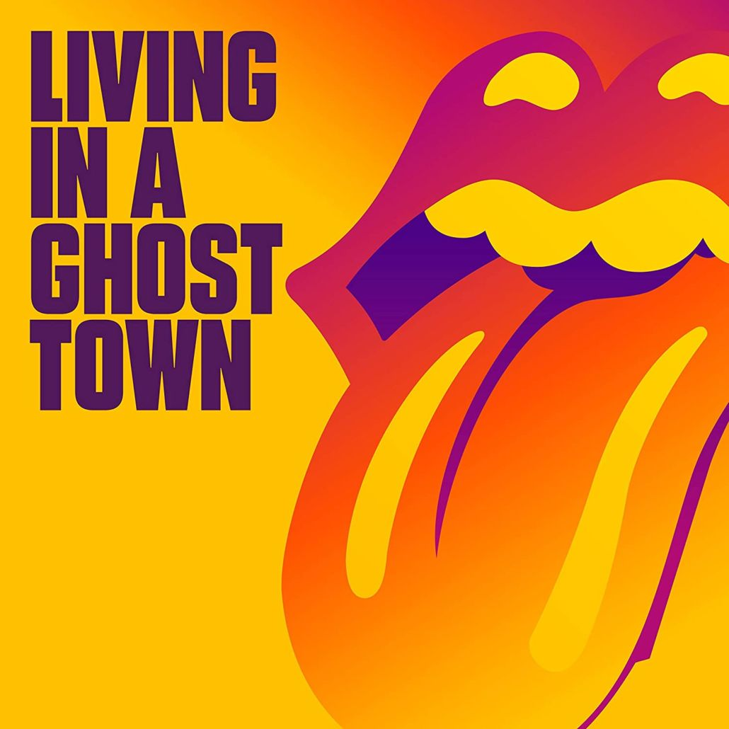 "The Rolling Stones – aktuelle Single ""Living In A Ghost Town"" erscheint"