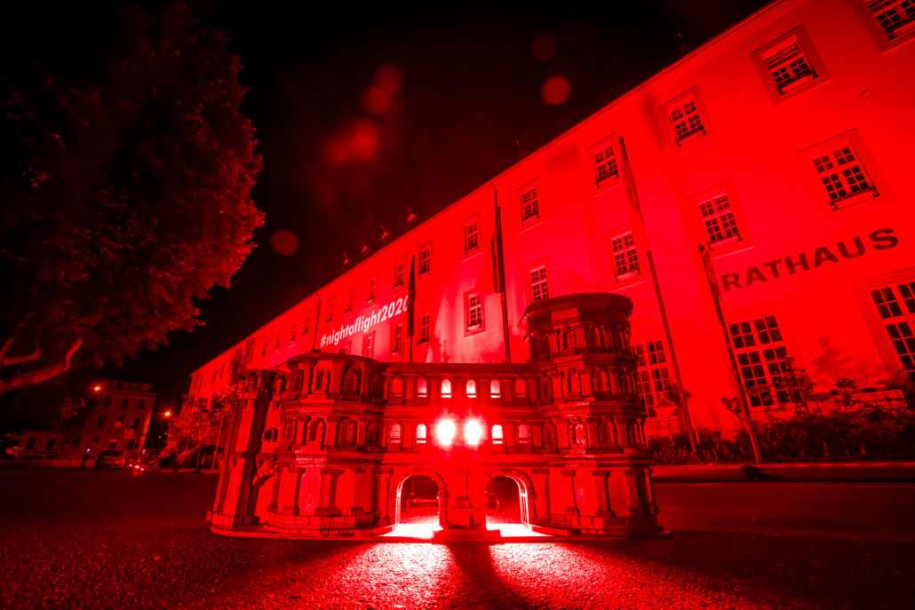 Night Of Light in Trier – ein flammender Appell an die Politik