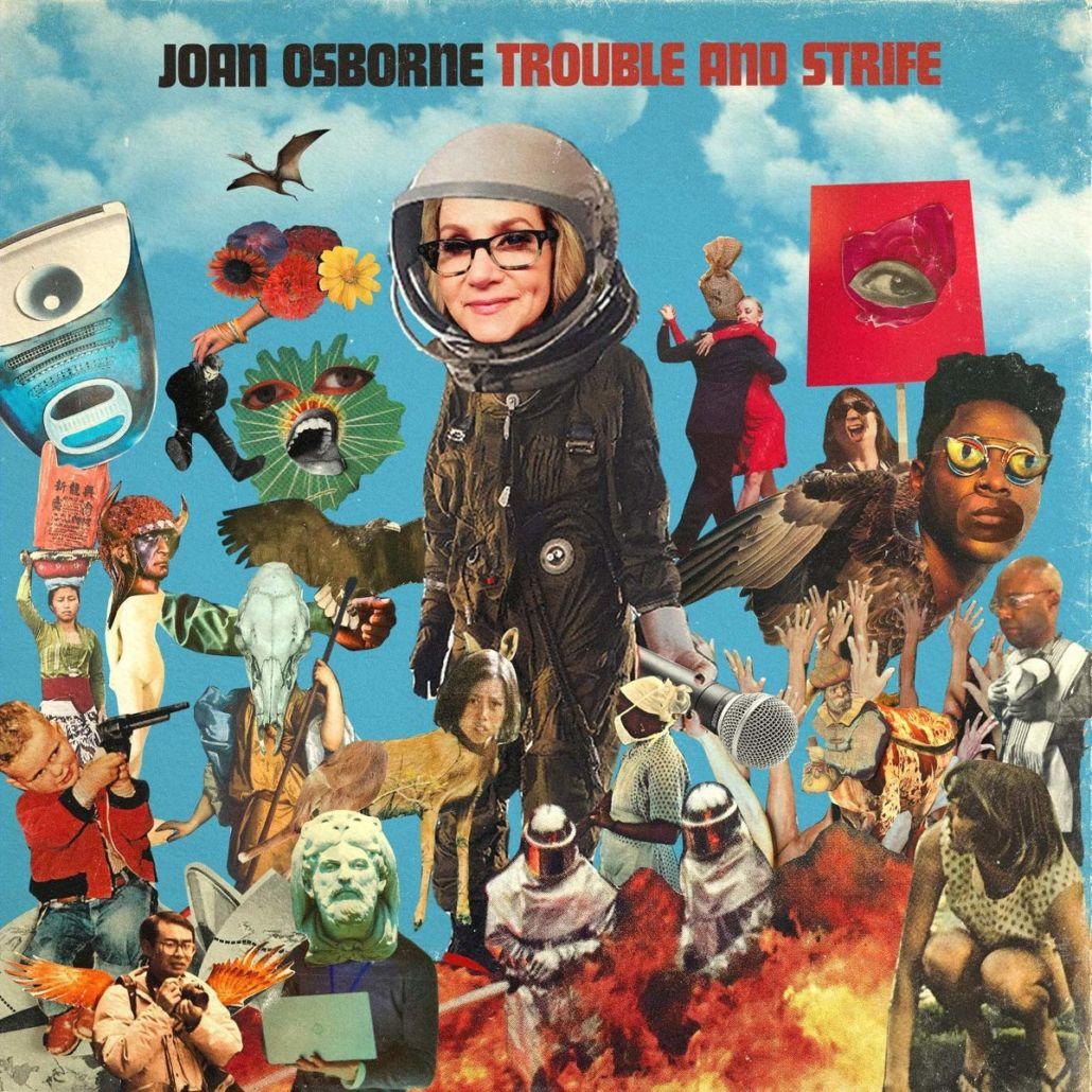 "Joan Osborne – neues Album ""Trouble and Strife"" ab 18. September"