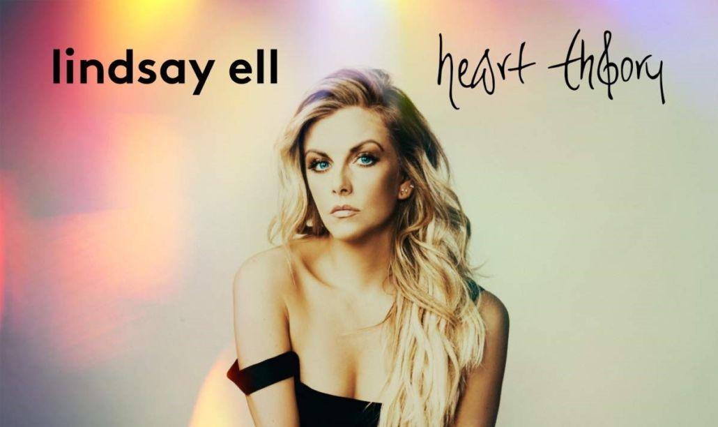 """Lindsay Ell veröffentlicht am 14. August ihr neues Album """"heart theory"""""""