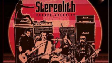 """Stereolith präsentieren ihr Debütalbum """"escape velocity"""""""