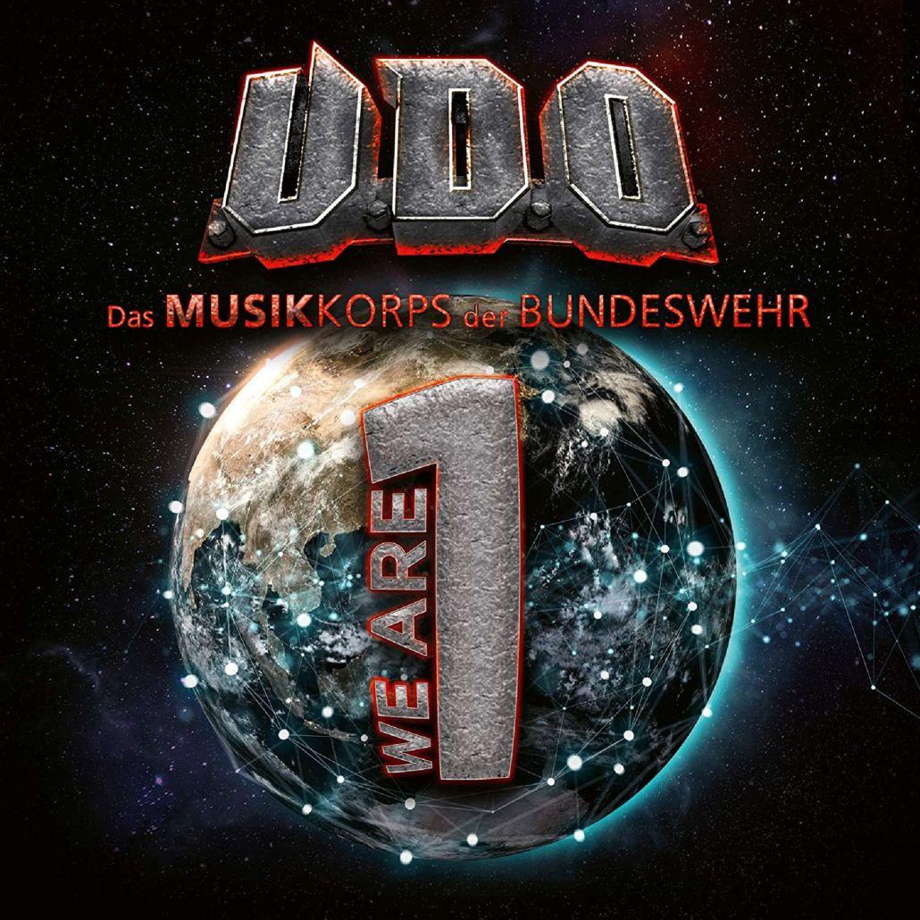 """U.D.O. und das Musikkorps der Bundeswehr wachsen zusammen – """"We Are One"""""""