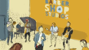 Grayscale: Live From The Barber Shop Studios