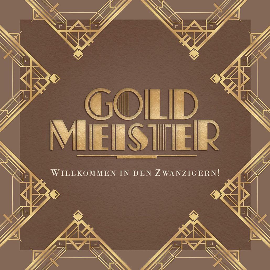 Goldmeister: Ab in den Tanzpalast