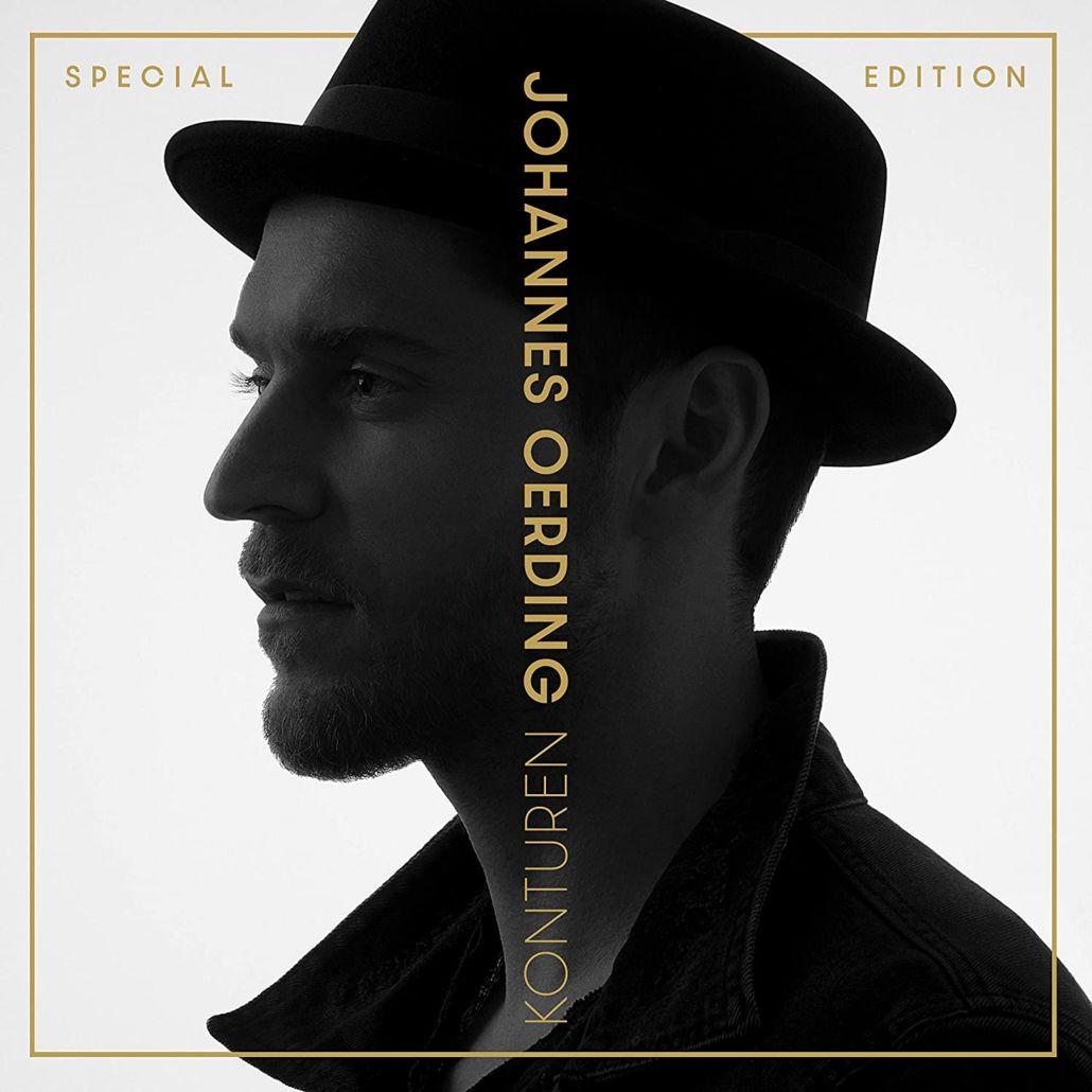 """SonyMusic ehrt Oerding mit Gold – """"Konturen"""" erscheint als Special Edition"""