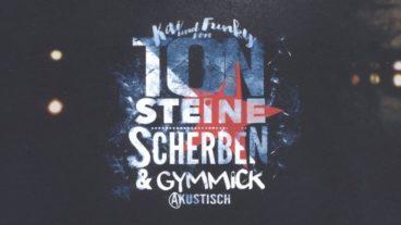 Die Scherben, Gymmick und Corona – ein Livekonzert in Saarburg, 14.8.2020