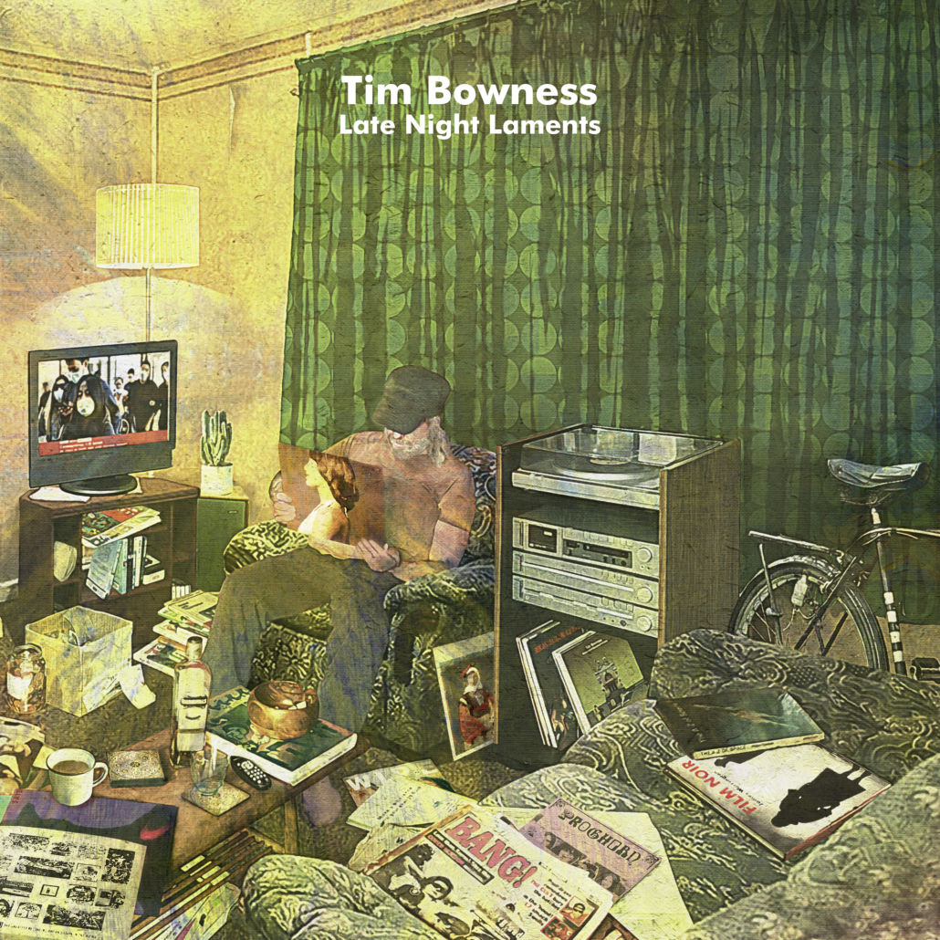 Tim Bowness: