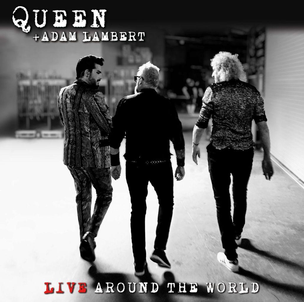 """Queen   Adam Lambert veröffentlichen Live-Album """"Live Around The World"""""""