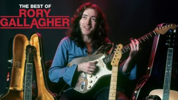 """The Best Of Rory Gallagher"" enthält Highlights aus allen Schaffensphasen"