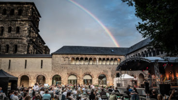 Fortuna Ehrenfeld im Brunnenhof Trier – Konzertfotos vom 21.8.2020
