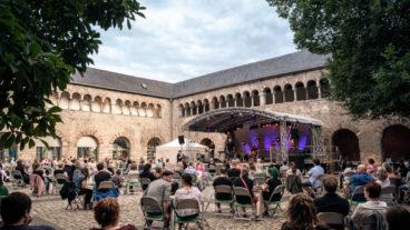 Fortuna Ehrenfeld und Nicholas Müller im Brunnenhof Trier – 21./22.8.2020