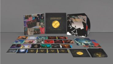 "Uriah Heep: ""50 Years In Rock"" (Super Deluxe Box) erscheint am 30. Oktober"