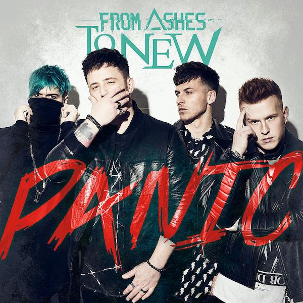 """From Ashes To New: """"Panic"""" bricht nicht wirklich aus, aber es ist okay so"""