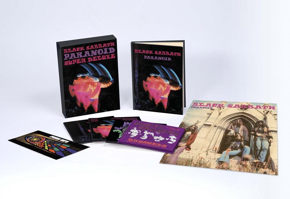 Black Sabbath feiern das 50. Jubiläum ihres Kult-Albums
