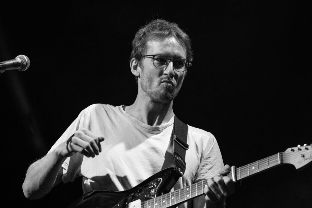 Hannes Wittmer, 11.9.2020 im Schlachthof Wiesbaden