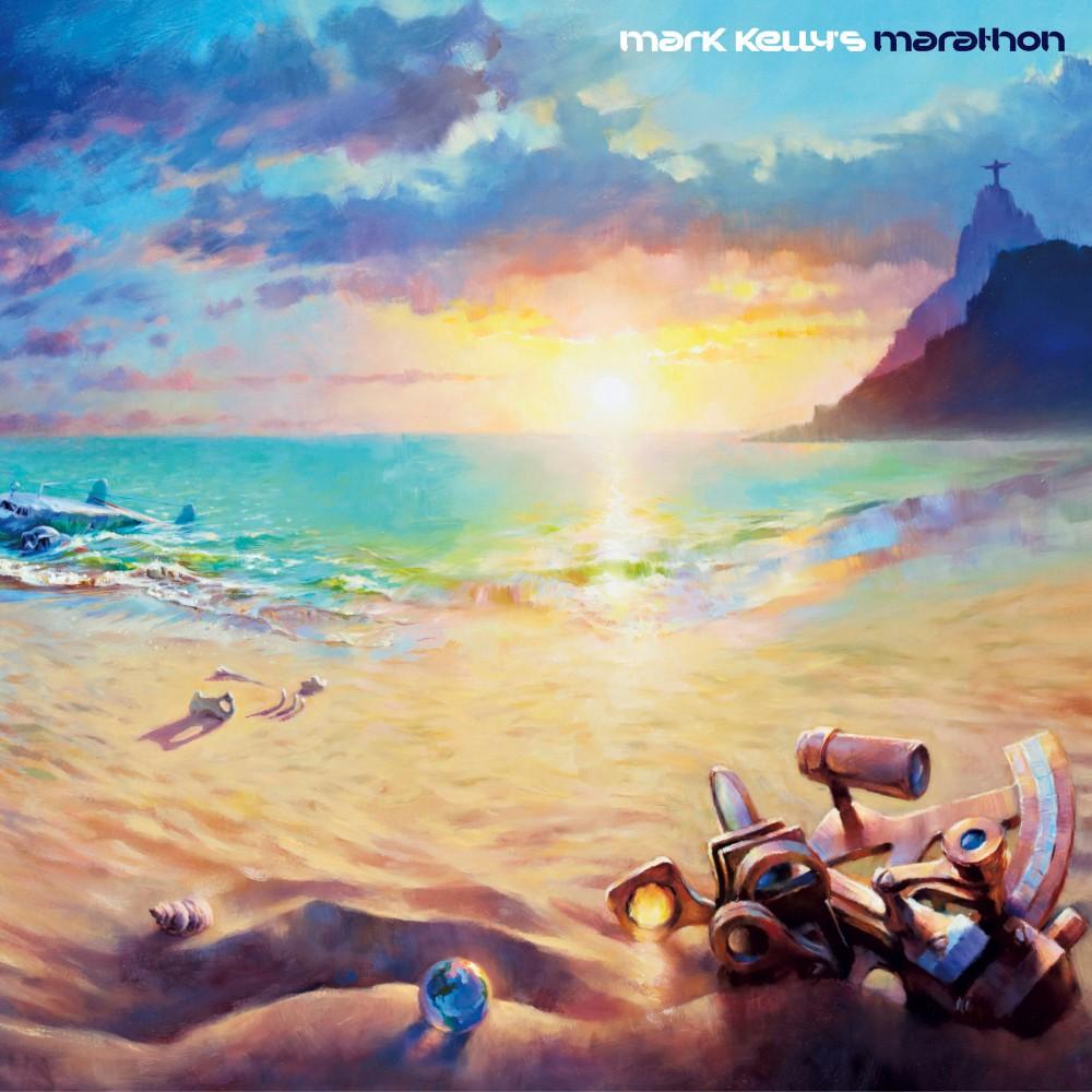 Marillions Mark Kelly kündigt Debüt seines neuen Solo-Projekts Marathon an