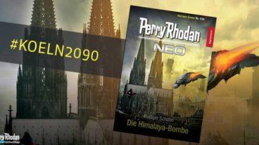Perry Rhodan: Köln im Jahr 2090 – ein SF Roman mit Lokalkolorit