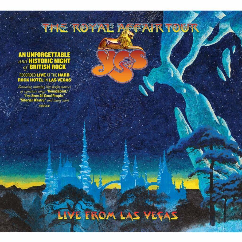 "Yes: ""The Royal Affair Tour"
