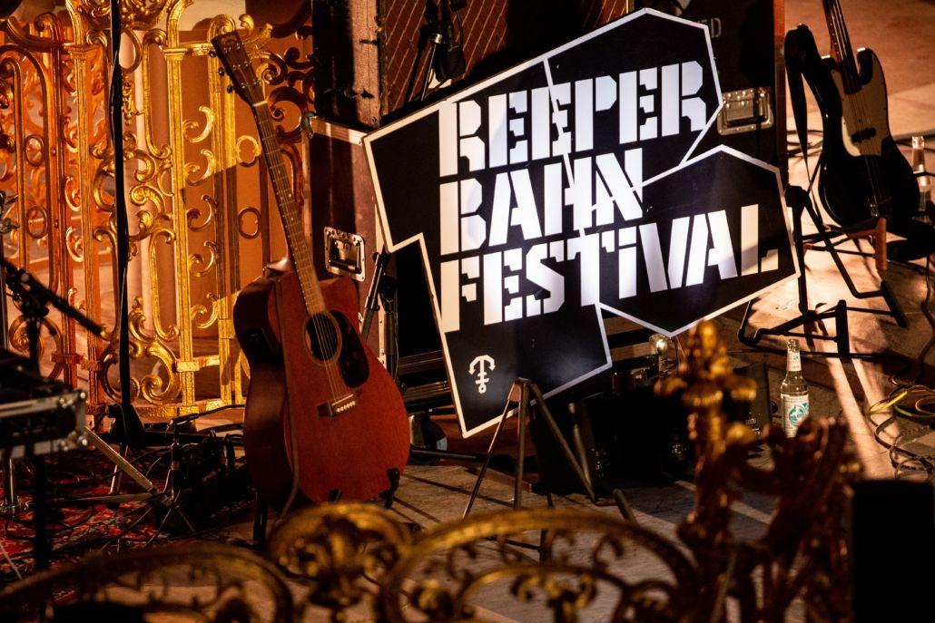 Reeperbahn Festival 2020: Konzertfotos Akua Naru und Die Sterne,19.9.2020